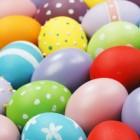 Knutselen met Pasen (ei, lammetje, narcis, kip)
