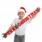 Weg, uit eten of thuis met de Kerst