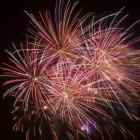Vuurwerk, kleurtjes in de lucht