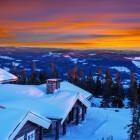 Geschiedenis wintersport Scandinavië