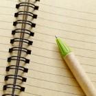 Schrijfwedstrijden: wat zijn de voordelen