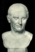 Cicero / Bron: Publiek domein, Wikimedia Commons (PD)
