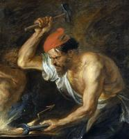 Hephaistos / Bron: Peter Paul Rubens, Wikimedia Commons (Publiek domein)
