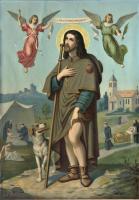 Afbeeldingsresultaat voor heilige rochus