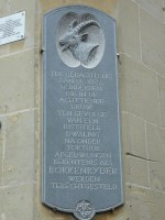 Monument in Valkenburg / Bron: Crossroads / Wikimedia Commons