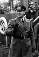 Hans Frank in Polen / Bron: Unknown / Wikimedia Commons