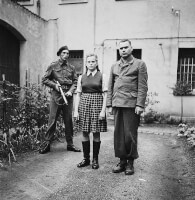 Irma Grese / Bron: No 5 Army Film & Photographic Unit, Wikimedia Commons (Publiek domein)