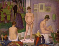 Bron: Georges Seurat / Wikimedia Commons