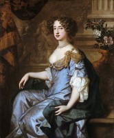 Mary II Stuart (1662-1694) - Princess Royal van Engeland / Bron: Peter Lely, Wikimedia Commons (Publiek domein)