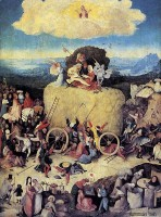 Bron: Hieronymus Bosch (circa 1450–1516) or workshop, Wikimedia Commons (Publiek domein)