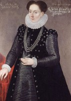 Charlotte de Bourbon / Bron: Attributed to Daniël van den Queborn, Wikimedia Commons (Publiek domein)