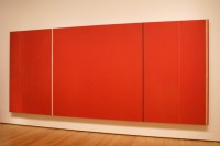 Vic Heroicus Sublimes, Barnett Newman / Bron: P a h, Flickr (CC BY-2.0)