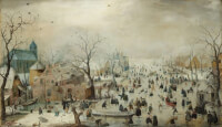 Bron: Hendrick Avercamp, Wikimedia Commons (Publiek domein)