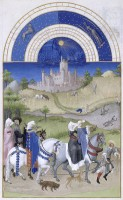 Bron: Limbourg brothers, Wikimedia Commons (Publiek domein)