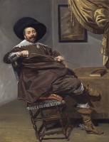 Bron: Frans Hals, Wikimedia Commons (Publiek domein)