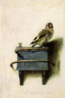 Bron: Carel Fabritius, Wikimedia Commons (Publiek domein)