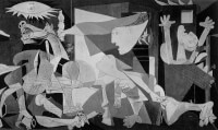 Guernica / Bron: Mark Barry, Flickr (CC BY-2.0)