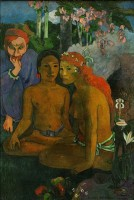 Barbaarse vertellingen, 1902 / Bron: Paul Gauguin, Wikimedia Commons (Publiek domein)