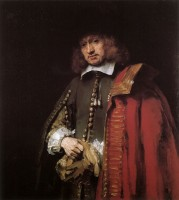 Portret ven Jan Six / Bron: Rembrandt, Wikimedia Commons (Publiek domein)