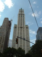 Gilbert, Woolworth Building / Bron: M.P. Tillema, Wikimedia Commons (CC BY-2.5)