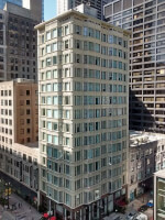 Burnham, Reliance Building / Bron: Mr. Granger, Wikimedia Commons (CC0)