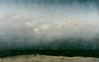 Bron: Caspar David Friedrich, Wikimedia Commons (Publiek domein)