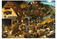 Bruegel / Bron: Pieter Brueghel the Elder (1526 1530–1569), Wikimedia Commons (Publiek domein)