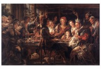 Jordaens / Bron: Jacob Jordaens, Wikimedia Commons (Publiek domein)