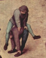 Haasje over / Bron: Pieter Brueghel the Elder (1526 1530–1569) / Wikimedia Commons