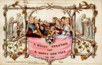 Kerstkaart In Verschillende Talen Kunst En Cultuur Feestdagen